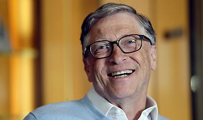 Μπιλ Γκέιτς: Διαθέτει δισεκατομμύρια για να βρεθεί το εμβόλιο κατά του κορωνοϊού
