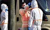 Γερμανία: 254 νεκροί από τον κορωνοϊό σε 24 ώρες-Συνολικά 1.861 νεκροί