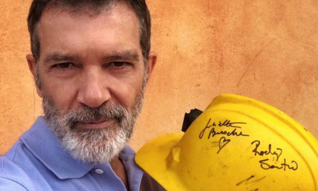 Ο Αντόνιο Μπαντέρας βοηθάει Γκασόλ-Ναδάλ για τη συγκέντρωση χρημάτων