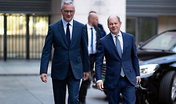Ενωτικό μήνυμα Γερμανίας-Γαλλίας μετά το αποτυχημένο Eurogroup