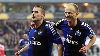 Σαν σήμερα: Το ψαλιδάκι του Πέτριτς έστειλε το Αμβούργο στα ημιτελικά του Europa League