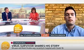 Το μήνυμα του 28χρονου Μαραθωνοδρόμου που κινδύνεψε να πεθάνει από τον κορωνοϊό