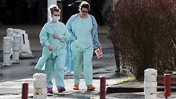Τσιόδρας: 52 νέα κρούσματα - 83 θάνατοι -1884 ασθενείς- 84 διασωληνωμένοι