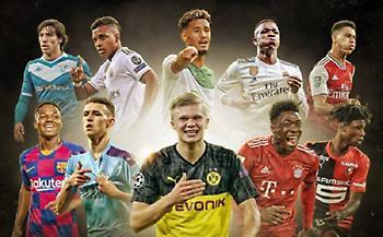 Δέκα «πιτσιρικάδες» που «μαγεύουν» στον κόσμο του ποδοσφαίρου