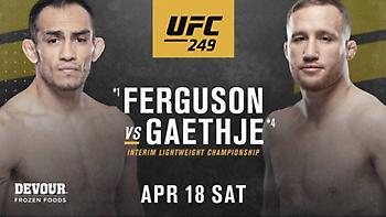 Στην Καλιφόρνια χωρίς την έγκριση της κρατικής επιτροπής το UFC 249