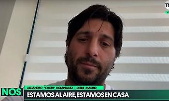 Τσόρι: «Ταξίδευα πολύ λόγω του Ολυμπιακού, τώρα βλέπω παίκτες απ' το σπίτι»