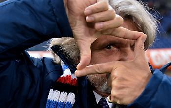 Πρόεδρος Σαμπντόρια: «Δεν είναι ποδόσφαιρο αυτό. Η σεζόν τελείωσε»!