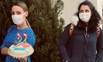 Η ιδιαίτερη έκπληξη με στιλ «Μένουμε Σπίτι» για τα γενέθλια της Κορακάκη (pics)