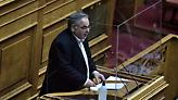 Βουλή: Ειδικό τζάμι - «ασπίδα» στην Ολομέλεια έναντι του κορωνοϊου