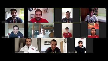 Τηλεδιάσκεψη ακαδημιών για Ολυμπιακό και Νότιγχαμ