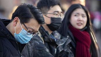 Κίνα: Ένας νέος θάνατος και 42 νέα κρούσματα κορωνοϊού