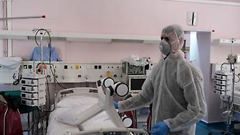 ΜΕΘ σε αίθουσες χειρουργείων και κοντέινερ - Το σχέδιο αύξησης των κλινών