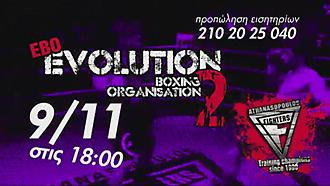 Evolution Boxing Organization