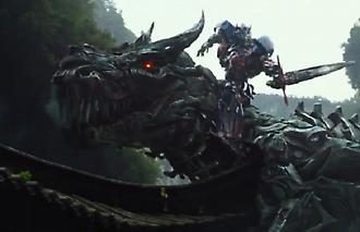 Transformers Age of Extinction (teaser)