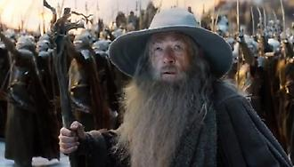 The Hobbit: The Battle of the Five Armies - Teaser Trailer (Greek Subs)