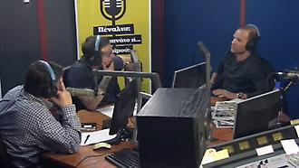 Ολόκληρη η εκπομπή του Ντέμη Νικολαΐδη με τον Άγγελο Μπασινά στον ΣΠΟΡ FM (10/3/2017) Β' μέρος