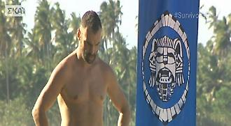 Survivor-έπος: Το σχόλιο του Λάμπρου Χούτου για το 1-0 της Λεωφόρου (Vid)
