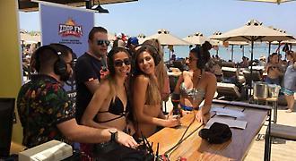 Ο ΣΠΟΡ FM 94,6 πήγε παραλία