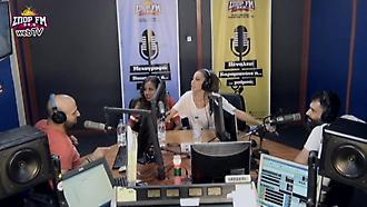 Οι αδελφές Αϊνατζόγλου παρέδωσαν μαθήματα Survivor στον ΣΠΟΡ FM 94,6 (part 1)