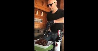 Τρελό γέλιο: Ο «Τζόλε» μιμείται τον Τούρκο σεφ