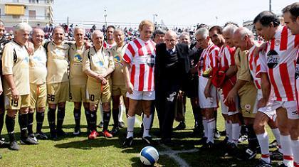 Νικητής ο Βραδυποριακός, 2-1 τον Ταλαιπωριακό