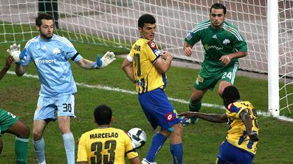LIVE: ΠΑΟ- Αστ. Τρίπολης 1-1 (ΤΕΛΙΚΟ)