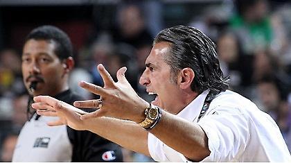 Σκαριόλο: «Κρίμα να φεύγει μία τόσο δυνατή ομάδα»