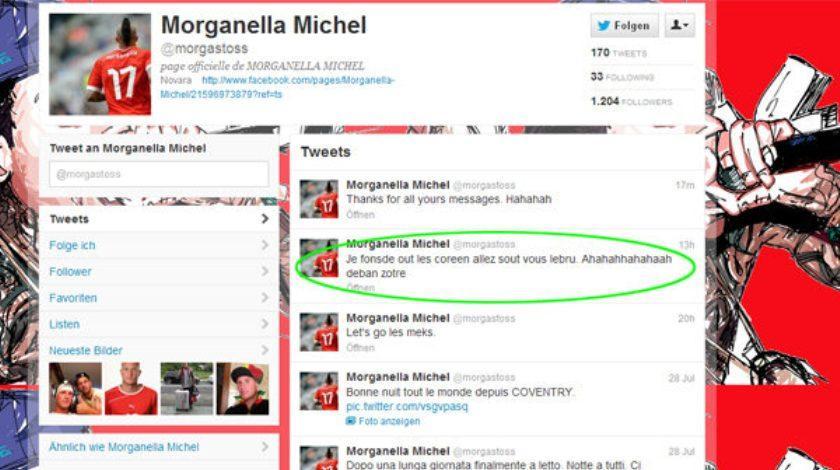 Ακραία ρατσιστική επίθεση μέσω twitter