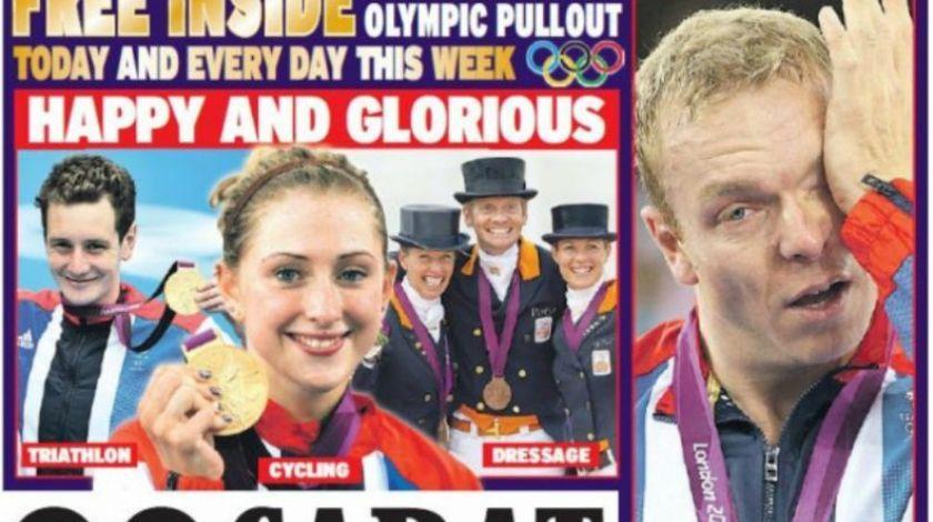 Πανηγύρισαν μετάλλια άλλων