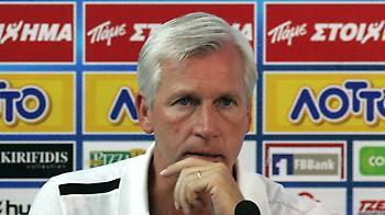 Πάρντιου: «Το έκτος έδρας γκολ μας καθιστά φαβορί»