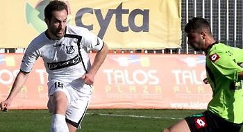 Λαμπρόπουλος: «Δεχτήκαμε δύο γκολ από το πουθενά»