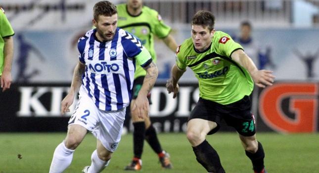 Τσοκάνης: «Παίξαμε με την καλύτερη ομάδα της Ελλάδας»