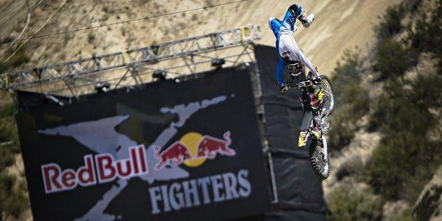 To Red Bull X-Fighters στο Glen Helen