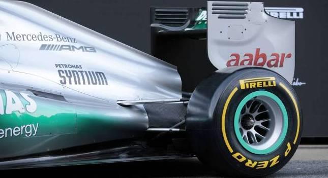 Ασυμβίβαστη η Mercedes
