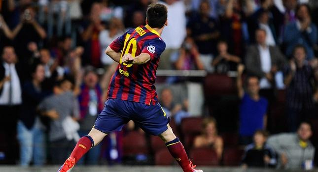 The... Messi show (video)