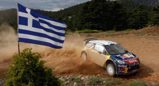 Οριστικά εκτός WRC το Ακρόπολις