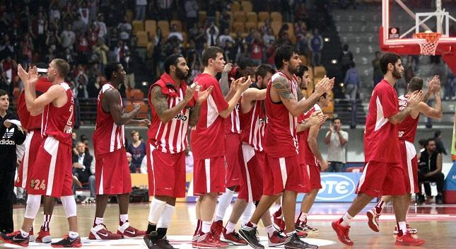 Στο μπάσκετ πρωταθλητής Ευρώπης είναι ο Ολυμπιακός