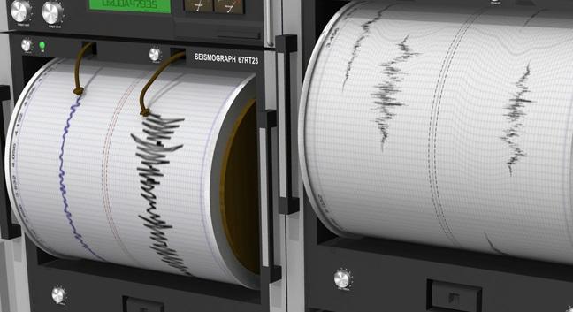 Σεισμική δόνηση 4.8 Ρίχτερ «ταρακούνησε» την Αθήνα