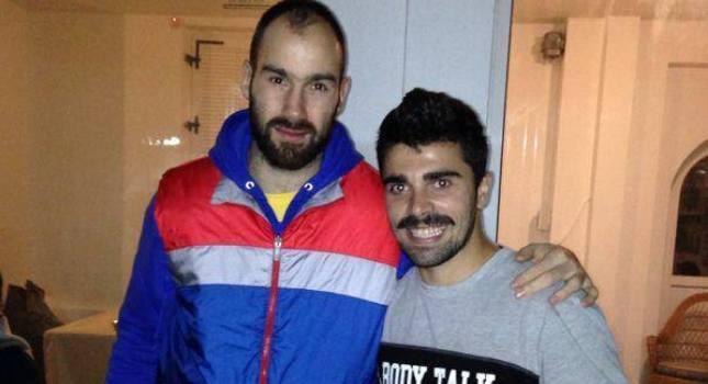 Όταν ο Μασάντο συνάντησε τον Σπανούλη! (pic)
