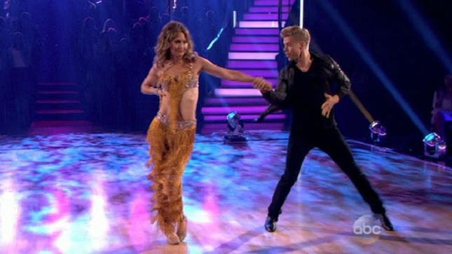 Παραολυμπιονίκης στο Dancing with the Stars (video)