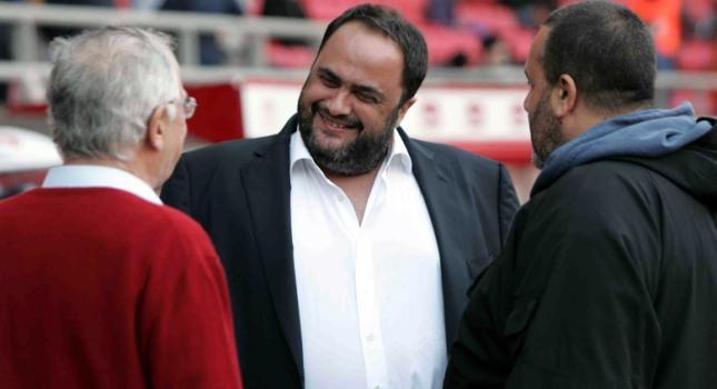 Υποψήφιος δημοτικός σύμβουλος ο Μαρινάκης