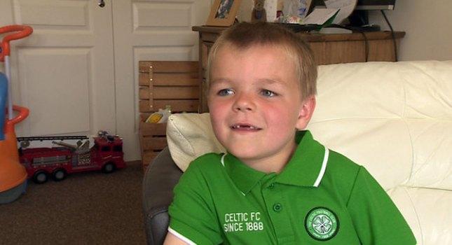 Έξι χρονών και θέλει να προπονήσει ομάδα Champions League!