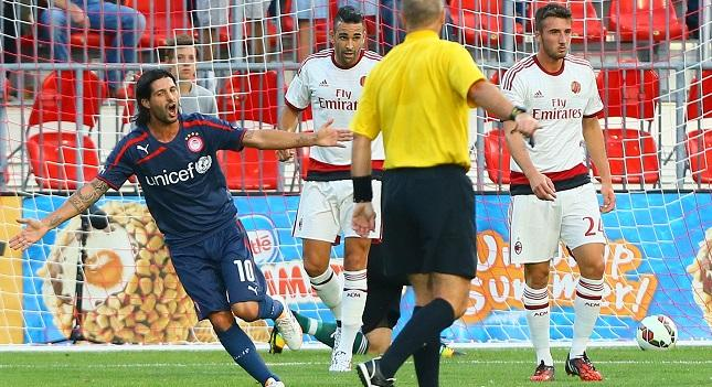 This is Olympiacos!