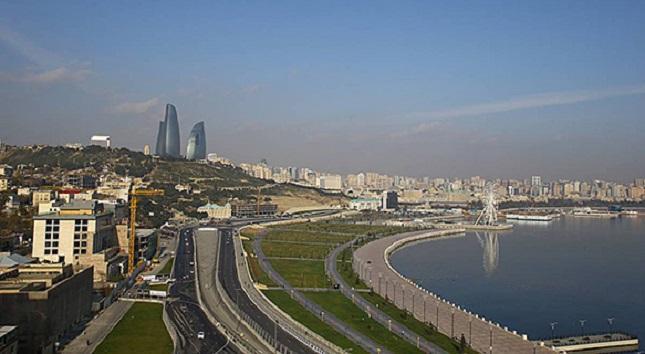 Grand Prix της F1 στο Αζερμπαϊτζάν!
