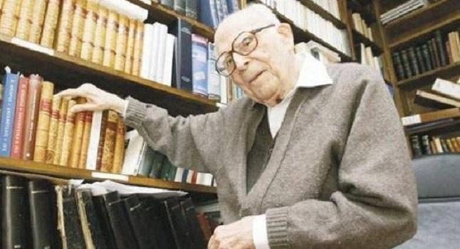 Πέθανε ο σπουδαίος φιλόλογος και καθηγητής, Εμμανουήλ Κριαράς