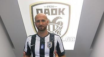 Παπαδόπουλος: «Θέλω να προσφέρω στον ΠΑΟΚ»