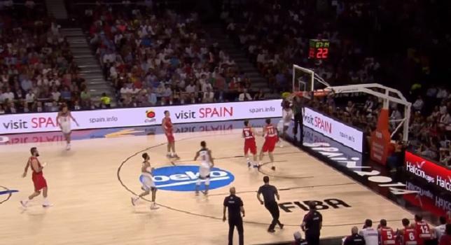 Το Top 10 του Μουντομπάσκετ (video)