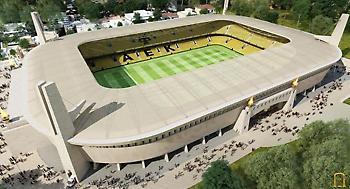 «Ο Δήμος Φιλαδέλφειας σχεδιάζει δικό του γήπεδο για την ΑΕΚ»