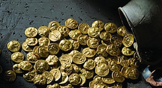 Θησαυρός 2.000 αρχαίων νομισμάτων στη Μεσόγειο