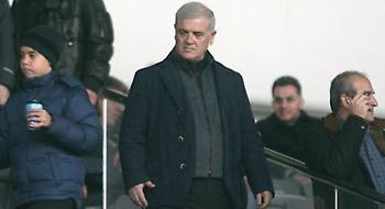 Μελισσανίδης: «Έχει πιάσει πάτο το ποδόσφαιρο…»